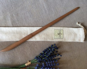 Sycamore Wand, Wooden Wand, Magic Wand, Wizard Wand, Wiccan Wand, Wood Wand