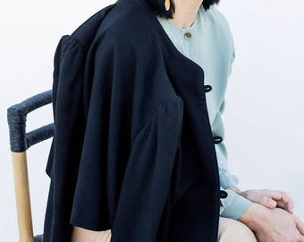 Vintage  Asian Wool Blazer