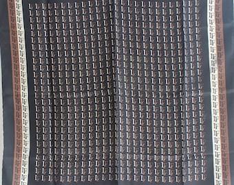 ME FERAUD silk scarf square 74 cm silk scarf