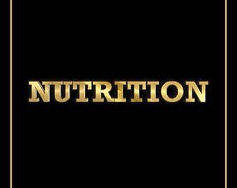 Nutrition Planner