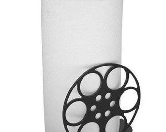 VARIOUS Home Theater Paper Towel Holders - Cinema Movie Designs - Theatre Bars