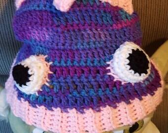 Crotchet Fish Hat