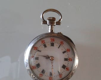 Women's SOAP pendant pocket watch