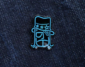 Neon Russell Pin