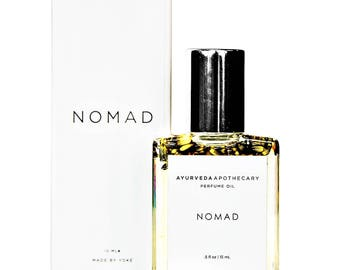 Nomad Balancing Perfume Oil