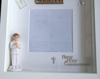 Communion Keepsake Frames