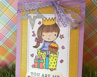 You Are A Shining Star Birthday Card