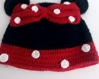 Funy,Soft, Stylish Beanie,Hand knit women rustic beret,autumn winter hat