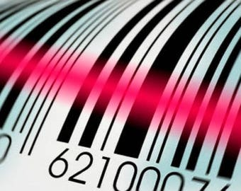 Barcode Product, Phone, vCard