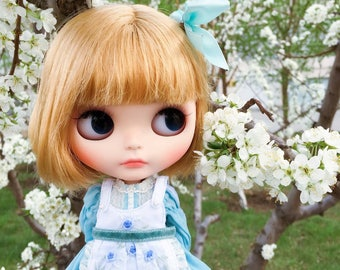 Blythe Handmade Doll Dress【SOLD & DISPLAY ONLY】