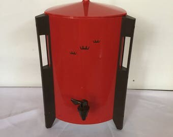 1970s Atomic Coffer Percolator - Coffee Maker