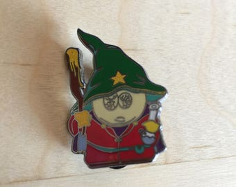 Cartman Tripping Pin