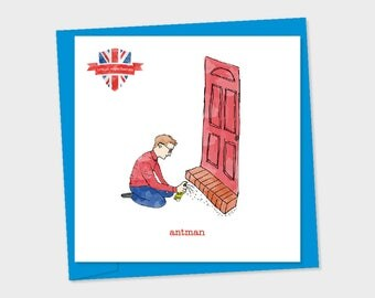 british superheroes – antman