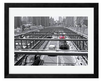 New York Wall decor, New York City, NYC Photography, Large Wall art, Fine Art Photography, Home Decor, Wall Decor, America Print, Brooklyn