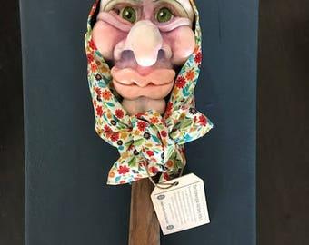 Gunda The Norwegian Kitchen Witch