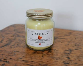 Lemon Sherbert Candle