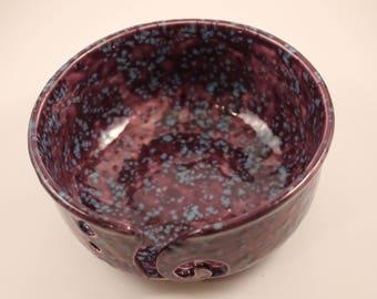 Ceramic yarn bowl