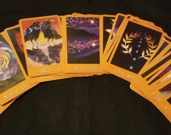 3 Card Tarot Reading - Past Present Future - Divination
