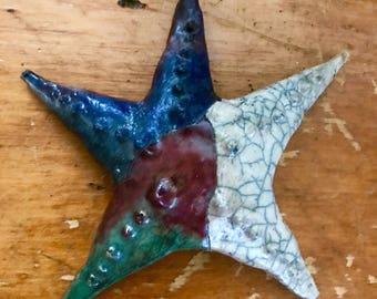 Ceramic Starfish