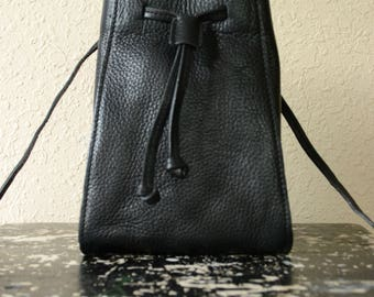 PRICE REDUCED! Genuine Leather Cross Body Bag
