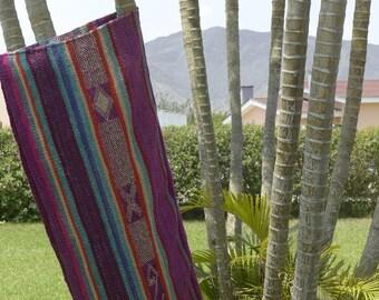 Carpet / Rug handmade by Andean artisans