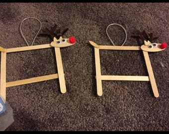 Reindeer Picture Frame (Set of 25)