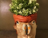 Face Planter - She Attracts Butterflies