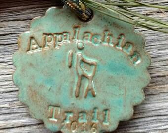 Appalachian Trail 2016 Holiday Ornament