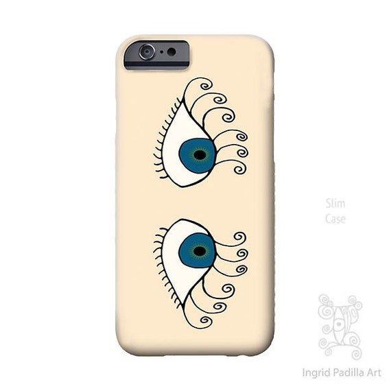 Eyes iPhone case, iPhone 7 Case, iphone 7 plus case, Eyelashes, iPhone case, eye Phone case, iPhone 6s plus case, Galaxy S7 Case, phone case