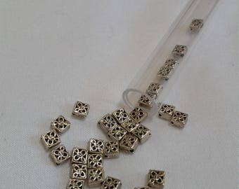 Celtic Knot Spacer Beads