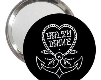 "3"" Salty Dame Pocket Mirror"
