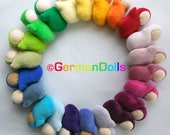 custom doll for Terry, germandolls, Waldorf toy, tall hat, waldorf gnome, handmade doll, Steiner doll, cloth doll