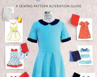 Oliver + S Building Block Dress: A Sewing Pattern Alteration Guide [Paperback] [Oct 14, 2016] Gibson, Liesl