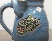 Dragon * Wake and Bake  Mug....  MUG and a PIPE.... AWESOME !!!  .......    A46