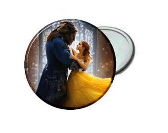 """Mirror - Beauty and the Beast Live Action Movie Dance Image 2.25"""""""