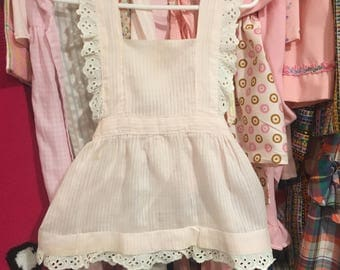 1950s Pinafore 9/12 Months