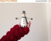 HOLIDAY SALE Fingerless Mitts Gloves Knit Chunky Arm warmers Wrist warmers in Cranberry