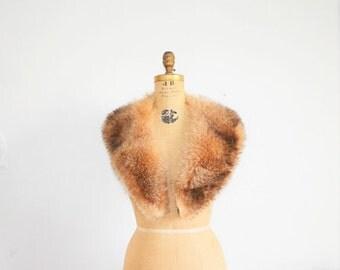 SALE- Coyote fur collar