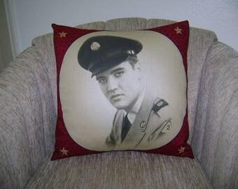 Evis Presley Pillow FREE SHIPPING Envelop Pillow