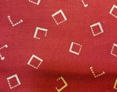 New fabric, quilt, quilting, sewing, reproduction, civil war, 19th century repro, period fabric, red & muslin color