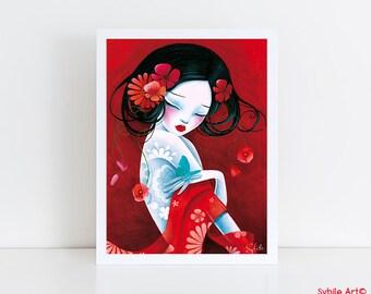 Print: Slinky