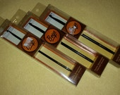 Boye Exotic Rosewood Crochet Hook - US size G 4 mm or size H 5 mm, new in package NIP