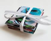 Junk Journal Bundle - Tags for DIY - Art Journal Kit - Scrapbook Kit - Smash Book Bundle Kit - Inserts - Pack of 45