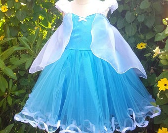Elsa dress, Elsa tutu dress, Elsa costume, Frozen dress, princess dress, Frozen birthday party, Elsa Costume Toddler Dress, toddler girls