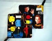 Hot Dishes - The Kitchen, Where No Man Has Gone Before - Star Trek, TOS - Enterprise - Spock - Kirk - McCoy - Sulu - Uhuru - Chekov - Scotty