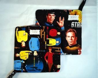 Hot Dishes - The Kitchen, Where No Man Has Gone Before - Star Trek, TOS - Enterprise - Spock - Kirk - McCoy - Sulu - Uhuru - Chekov - Scotty