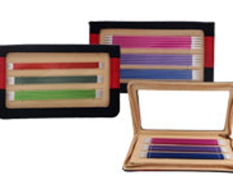 KnitPro Zing DPN Sets: Colorful, Lightweight Aluminum Double-Pointed Knitting Needles