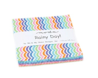 Rainy Day (22290PP) by Me & My Sister - Charm Pack