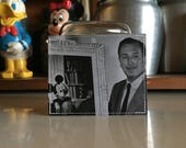 Walt & Mickey Disneyland Map Mini Wallet
