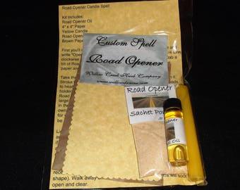 Road Opener Large Spell Kit